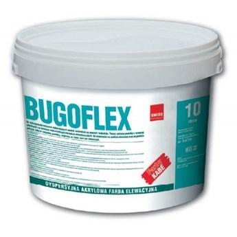 BUGOFLEX – Dyspersyjna, akrylowa farba elewacyjna 10L