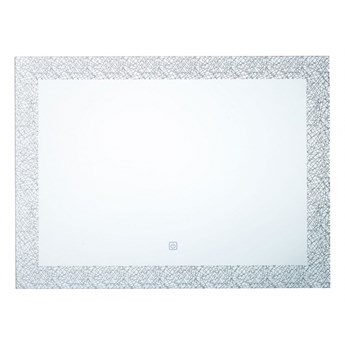 Lustro ścienne LED 60 x 80 cm NEXON kod: 4251682268394