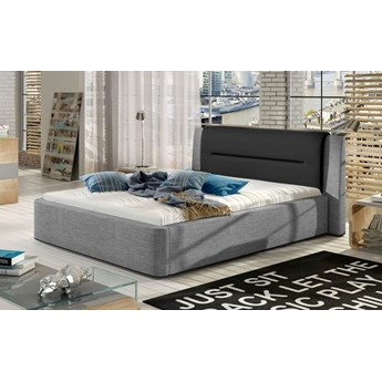 Łóżko tapicerowane Primo 180x200 z pojemnikiem - Meb24.pl