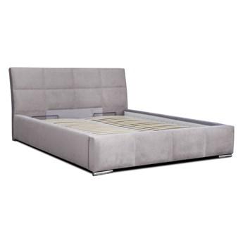Łóżko tapicerowane DALLAS 160x200/pojemnik na pościel