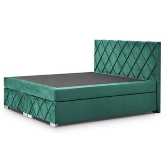 Łóżko kontynentalne 160x200 • CLOE •