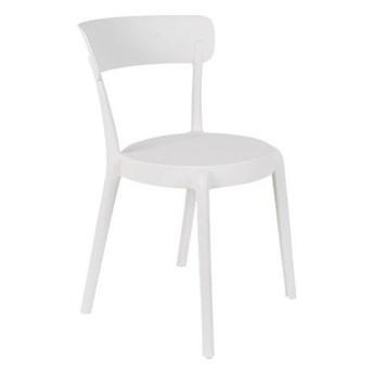 Krzesło Hop białe
