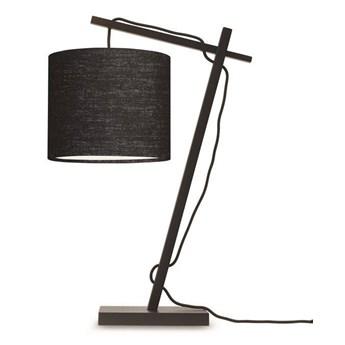 GOOD&MOJO :: Lampa biurkowa Anders czarna wys. 46 cm