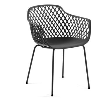 Krzesło Kira szare