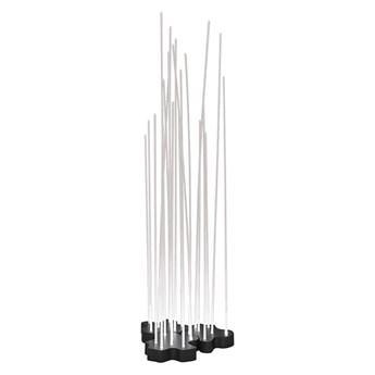 Artemide :: Lampa podłogowa zewnętrzna Reeds Triple IP 67 biała wys. 150 cm