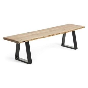 Drewniana ławka Ston 178x45 cm
