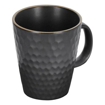 Ceramiczny kubek Panami czarny