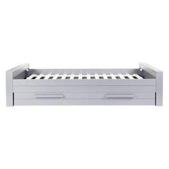 Woood :: Łóżko drewniane Dennis szare