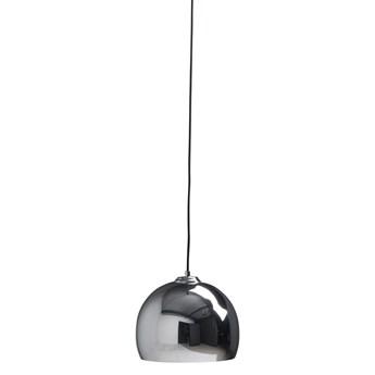 Zuiver :: Lampa wisząca metalowa Big Glow srebrna