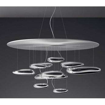 Artemide :: Lampa wisząca Mercury srebrna śr. 110 cm
