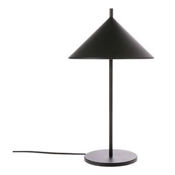 HK Living :: Lampa stołowa metalowa Triangle czarna
