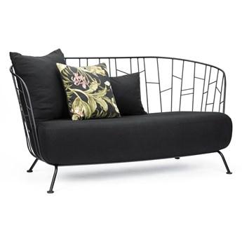 Egoe :: Sofa ogrodowa Máj czarna szer. 150 cm
