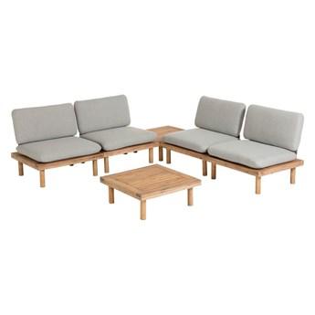 Zestaw ogrodowy Viedri - cztery fotele i stolik
