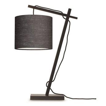 GOOD&MOJO :: Lampa biurkowa Anders grafitowa wys. 46 cm