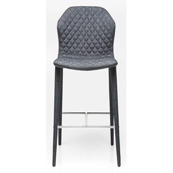 KARE Design :: Krzesło barowe / hoker Atlantis ciemnoszary