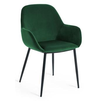 Krzesło Dumma 83x52 cm zielone