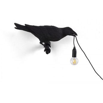 Seletti :: Kinkiet zewnętrzny Bird Looking Right czarny