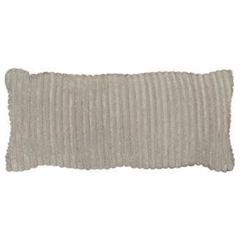 Woood :: Poduszka do sofy Bean Rib beżowa 30x70 cm