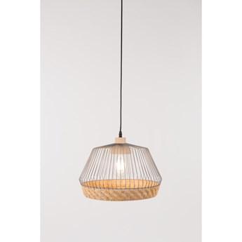 Zuiver :: Lampa wisząca metalowa Birdy (śr. 38)