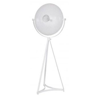 Be Pure :: Lampa podłogowa metalowa Blown biała