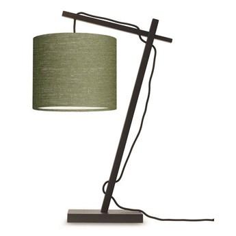 GOOD&MOJO :: Lampa biurkowa Anders zielona wys. 46 cm