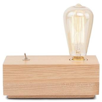 It's About RoMi :: Lampa biurkowa drewniana Kobe