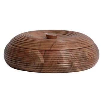Be Pure :: Pojemnik Vessel drewniany naturalny śr. 20 cm