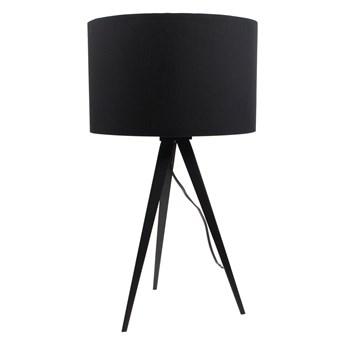 Zuiver :: Lampa stołowa metalowa Tripod czarna