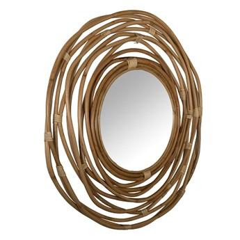 Dutchbone :: Lustro z drewnianą ramą Kubu