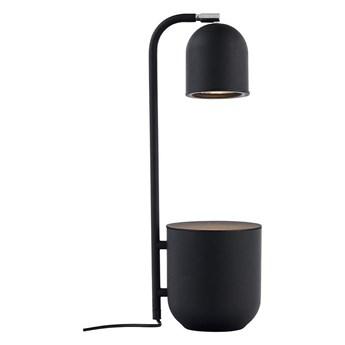 Kaspa :: Lampa stołowa Botanica czarna