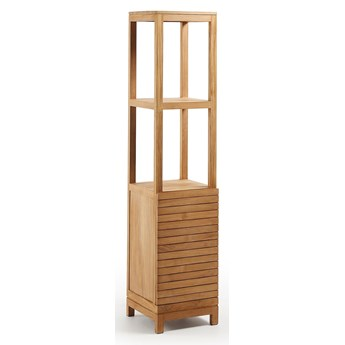 Drewniana komoda Weeks 182x40 cm