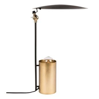 Dutchbone :: Lampa biurkowa metalowa Julius czarna