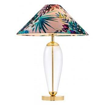 Kaspa :: Lampa stołowa Feria 1 różowa