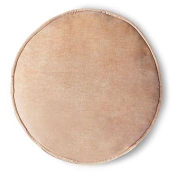 Hkliving :: Poduszka Velvet brzoskwiniowa śr. 60 cm
