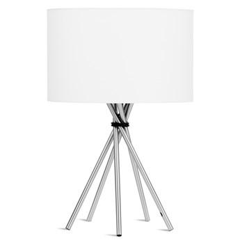 It's About RoMi :: Lampa stołowa metalowa Lima biała