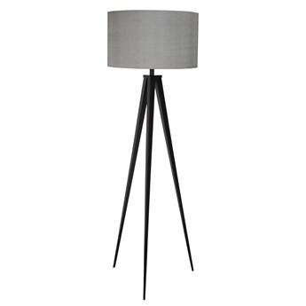 Zuiver :: Lampa podłogowa Tripod szara