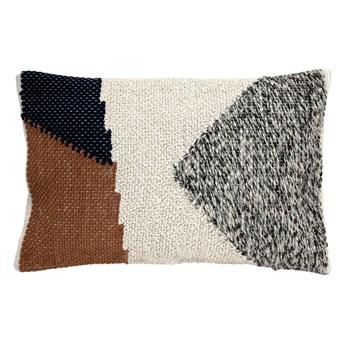 HKliving :: Bawełniana poduszka z kolorami jesieni 40x60 cm