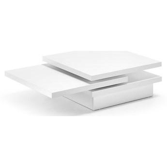 Stolik Yuna 70x70 cm biały