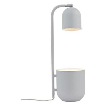 Kaspa :: Lampa stołowa Botanica jasnoszara