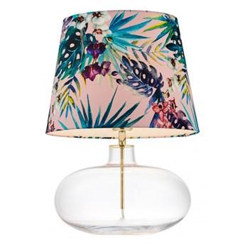Kaspa :: Lampa stołowa Feria 2 różowa