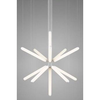 Brokis :: Lampa wisząca Puro Sparkle biała szer. 202 cm