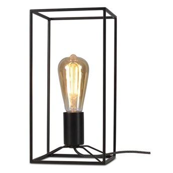 It's About RoMi :: Lampa stołowa metalowa Antwerp czarna