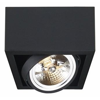 Kaspa :: Oprawa natynkowa Cube czarna