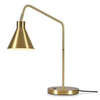 It's About RoMi :: Lampa stołowa metalowa Lyon złota