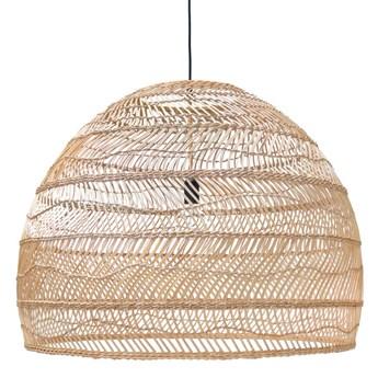 HK Living :: Lampa wisząca drewniana Wiklinowa