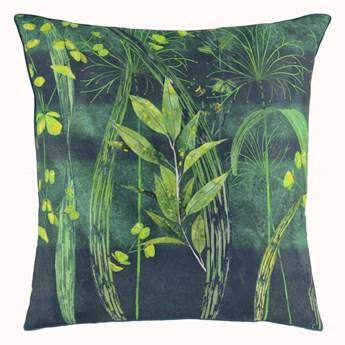 DESIGNERS GUILD :: Poszewka na poduszkę Arjuna Leaf Virdian