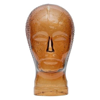 Woood :: Figurka szklana Elvis pomarańczowa