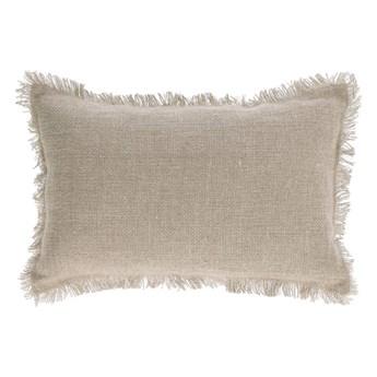 Poszewka na poduszkę Alena szara 30 x 50 cm
