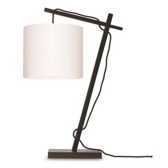 GOOD&MOJO :: Lampa biurkowa Anders biała wys. 46 cm