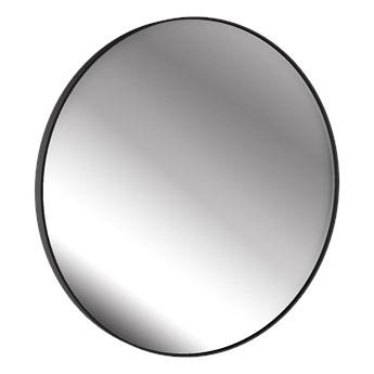Loft Decora :: Lustro Border okrągłe czarne śr. 43 cm